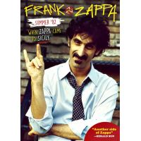 Summer '82 : When Zappa Camr To Sicily Blu-ray