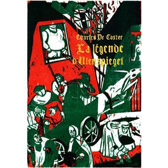 LA LEGENDE D'ULENSPIEGEL (édition reliée)