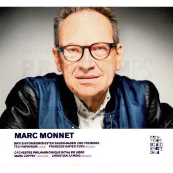 Monnet : Œuvres Orchestrales