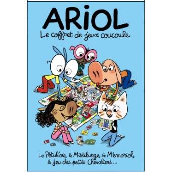 AriolAriol coffret jeux coucoule