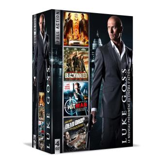 Coffret Full action 4 films DVD
