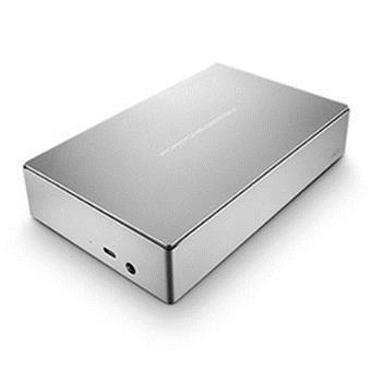 "LACIE PORSCHE DESIGN 3,5"" USB-C 4TB"