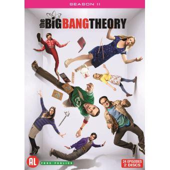 The Big Bang TheoryThe Big Bang Theory Saison 11 DVD