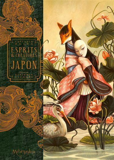Esprits & Créatures du Japon - Dernier livre de Benjamin Lacombe -  Précommande & date de sortie | fnac