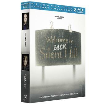 Coffret Silent Hill 2 films Blu-ray