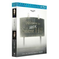 Coffret Silent Hill 2 films Blu-ray