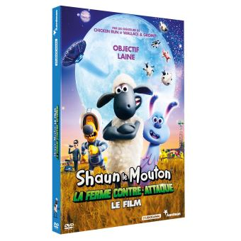 Shaun le moutonShaun le mouton : La ferme contre-attaque DVD