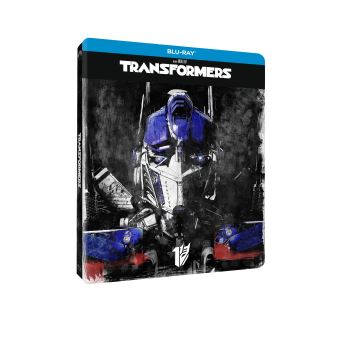 TransformersTransformers Edition Collector SteelBook Blu-ray