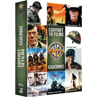 GUERRE 10 FILMS-FR
