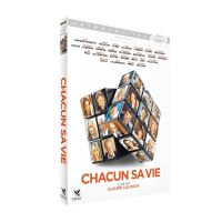 Chacun sa vie DVD