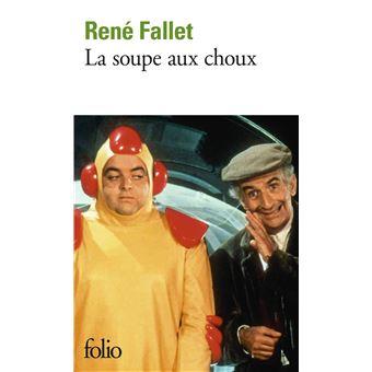 La Soupe Aux Choux Rene Fallet Achat Livre Ou Ebook Fnac