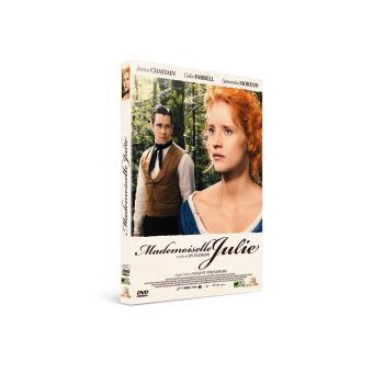 Mademoiselle Julie DVD