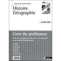 Hist-geog 2e bac pro -gf- prof