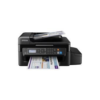 Imprimante Epson EcoTank ET-4500 Multifonctions WiFi Noir