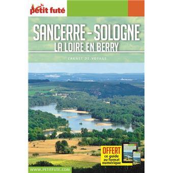 Carnet Petit Futé Pays de Sancerre-Sologne