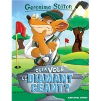 Qui a volé le diamant géant ?