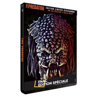 The Predator Steelbook Edition Spéciale Fnac Blu-ray 4K Ultra HD