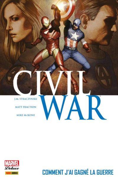 Civil War T06 - Comment j'ai gagné la guerre - 9782809461541 - 19,99 €