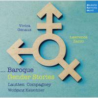...Baroque Gender Stories Coffret Inclus un livret de 32 pages