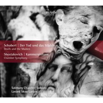Jeune fille et la mort symphonie de chambre cd album en for Chamber l orchestre de chambre noir