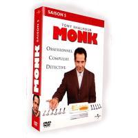 Monk - Coffret intégral de la Saison 5