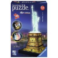 Puzzle 3D 108p Statue de la Liberté Ravensburger