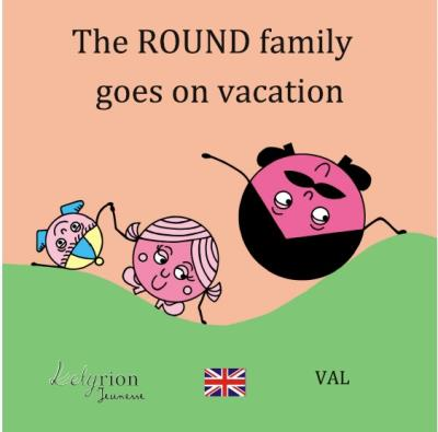 The Round family goes on vacation