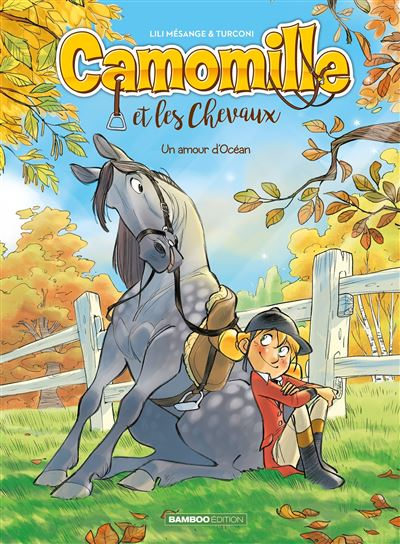 Camomille et les chevaux