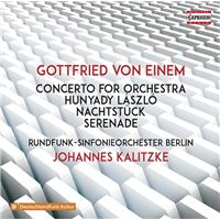 CONCERTO FOR ORCHESTRA OP.4