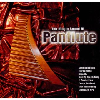 Magic sound of panflute