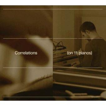 Correlations (On 11 pianos) - Vinilo