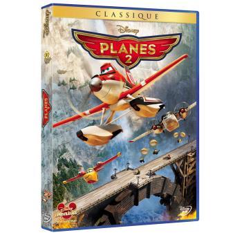 PlanesPlanes 2 DVD