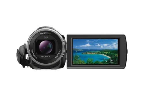 Caméscope Sony HDR CX625 Full HD WiFi et NFC Stabilisateur BOSS