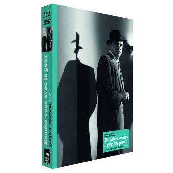 Rendez-vous avec la peur Combo Blu-Ray + DVD