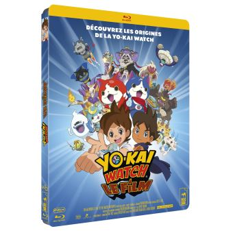 Yokaï WatchYO KAI WATCH-FR-BLURAY