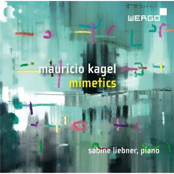 Mimetics/oeuvres pour piano