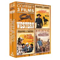 Coffret Western Volume 1 DVD