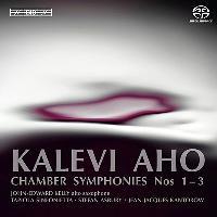 Chamber Symphonies No.1-3