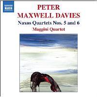 Quatuors à Cordes N°5 et N°6