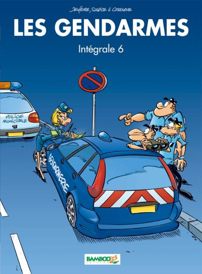 Les gendarmes t11- t12 special 15 ans
