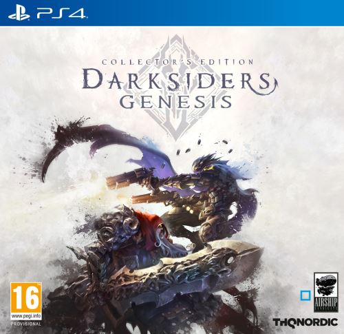 Darksiders Genesis Edition Collector PS4