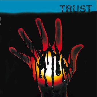 Trust Vinyle Opaque Rouge Orange Edition Limitée