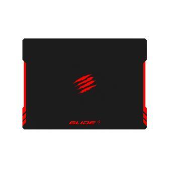 tapis de souris mad catz glide 4 gaming noir et rouge - Tapis De Souris Gamer