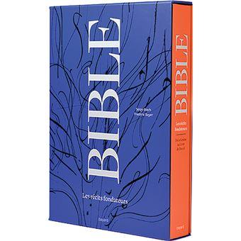 Coffret Bible Les récits fondateurs et DVD