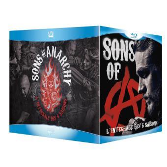 Sons of AnarchyCoffret intégral des Saisons 1 à 6 Blu-Ray