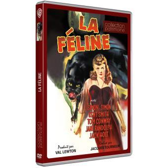 La féline DVD