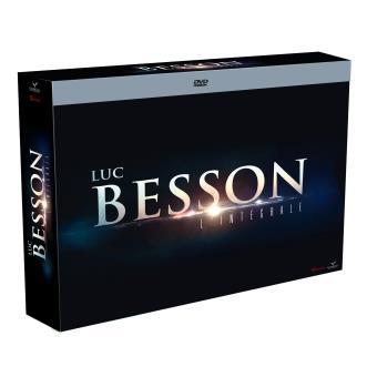 Coffret Luc Besson Intégrale 16 films DVD