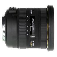 Sigma DC EX HSM 10 - 20 mm f/3.5, Monture Nikon
