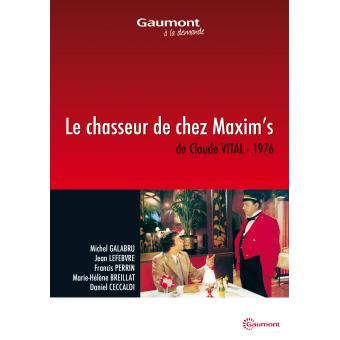 CHASSEUR DE CHEZ MAXIM S -VF