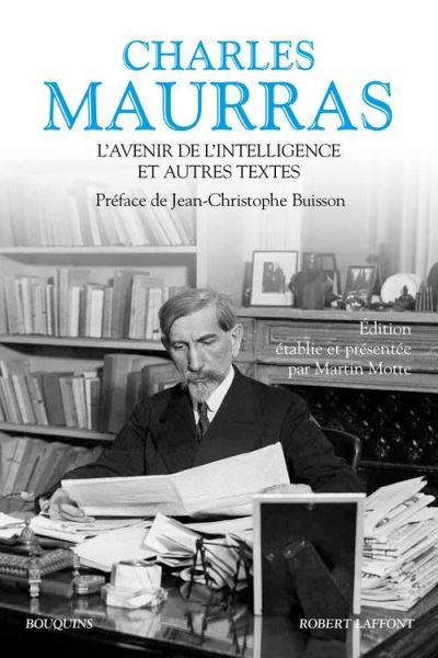 L'Avenir de l'intelligence et autres textes - 9782221219287 - 19,99 €
